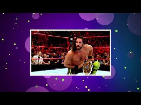 WWE Monday Night Raw 14 may 2018 highlight match   YouTube