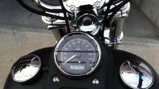 2. 2006 Harley Davidson Dyna Street Bob FXDB