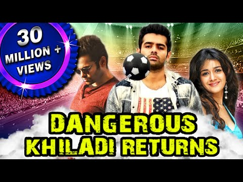 Video Dangerous Khiladi Returns (Jagadam) Hindi Dubbed Full Movie | Ram Pothineni, Isha Sahani download in MP3, 3GP, MP4, WEBM, AVI, FLV January 2017