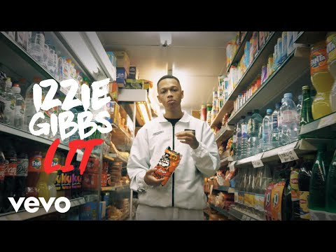 IZZIE GIBBS | LIT | MUSIC VIDEO @izziegibbs