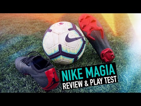 NIKE MAGIA | REVIEW & PLAY TEST