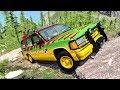 Off Road Crashes & Fails #13 – BeamNG Drive   CrashBoomPunk