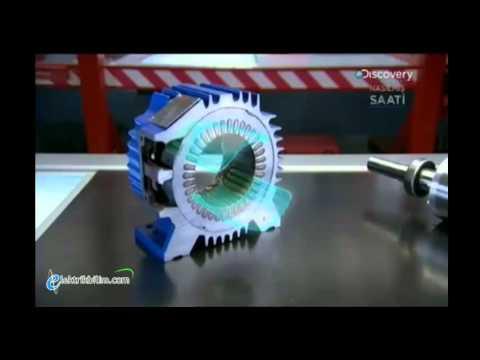Elektrik Motorunun Yapısı