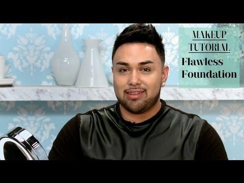 Flawless Foundation Makeup Tutorial | @mac_daddyy for ModaMob #1