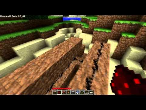 minecraft big tnt cannon tutorial
