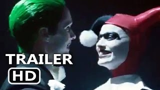 Nonton Suicide Squad Official Extended Cut Trailer  2016  Deleted Joker Scenes Blu Ray Movie Hd Film Subtitle Indonesia Streaming Movie Download