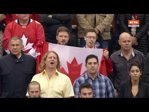 Кубок Мира - 2016. Финал. Матч 1 Европа - Канада (видео)