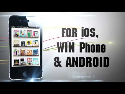 Video of Digital Newsstand &Bookstore