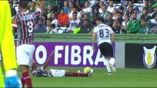 Coritiba 1 x 1 Fluminense - Melhores Momentos - Campeonato Brasileiro 2016, Coritiba x Fluminense - Melhores Momentos,...