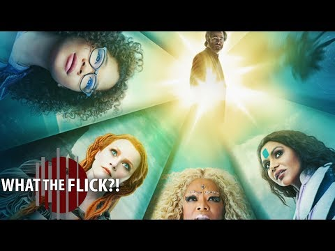A Wrinkle In Time - Official Movie Review