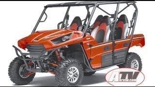 10. ATV Television Latest News - 2014 Kawasaki Teryx 4