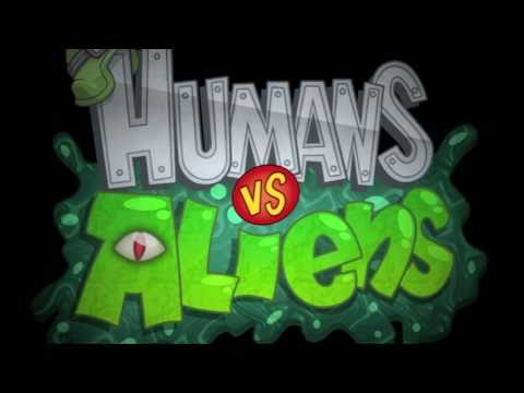Video of Humans vs Aliens