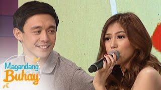 Video Magandang Buhay: Alex and Mikee's relationship MP3, 3GP, MP4, WEBM, AVI, FLV Oktober 2018