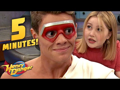 5 Minutes of Henry Danger's Final Season 🎓 Ep. 7