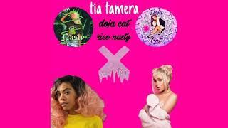 Tia Tamera - Doja Cat ft. Rico Nasty *CLEAN* *LYRICS IN DESC*