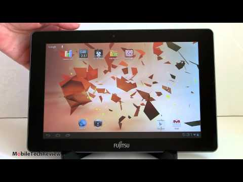 Fujitsu Stylistic M532 Android Tablet Review