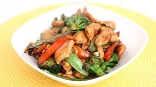 Chicken & Veggie Stir Fry Recipe - Laura Vitale - Laura in the Kitchen Episode 733