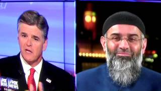 islamic leader supports the charlie hebdo attack in france on hannity show