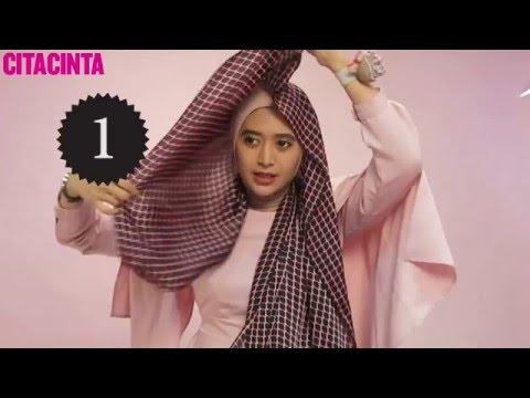 Tutorial Hijab Sehari-hari - Natasha Farani