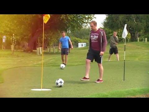 Foot Golf Promotional Film