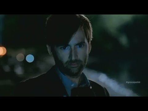 David Tennant as Emmett Carver in Gracepoint Ep 10 - Highlights (10/10)