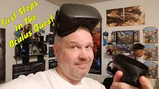 Video Taking My First Steps In The Oculus Quest MP3, 3GP, MP4, WEBM, AVI, FLV Mei 2019