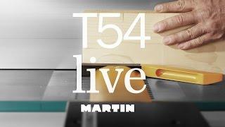 náhled videa - Srovnávací frézka MARTIN T54