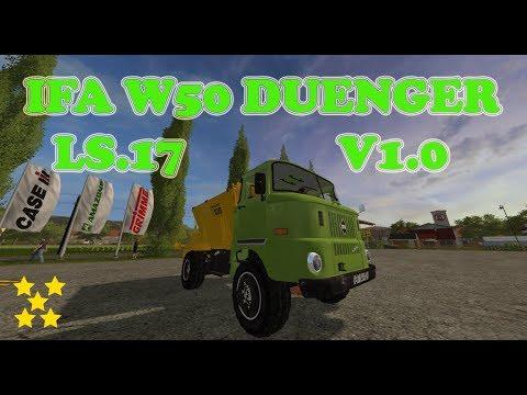 IFA W50 DUENGER FS2017 v1.0