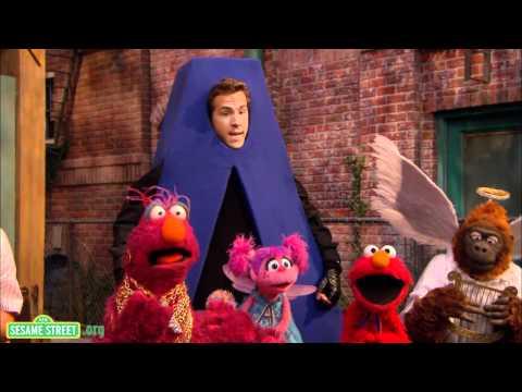 Sesame Street A Team