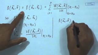 Mod-01 Lec-32 Lecture-32-Non-Linear Estimation