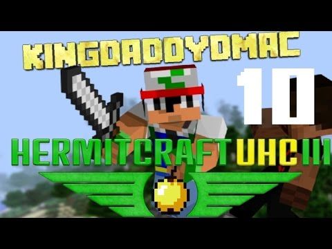 e10 - Minecraft PVP - HermitCraft UHC S3 Minecraft PVP ○Please