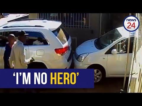 Kobieta w ostatniej chwili ratuje siebie i córkę przed porwaniem