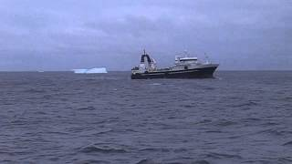 Polish and Norwegian krill fishing trawlers (90s 2012) v1