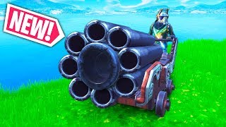 *NEW* SHOTGUN CANNON!! - Fortnite Funny WTF Fails and Daily Best Moments Ep.986