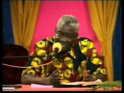 Mamadou Karambiri   La sagesse, clé des clefs