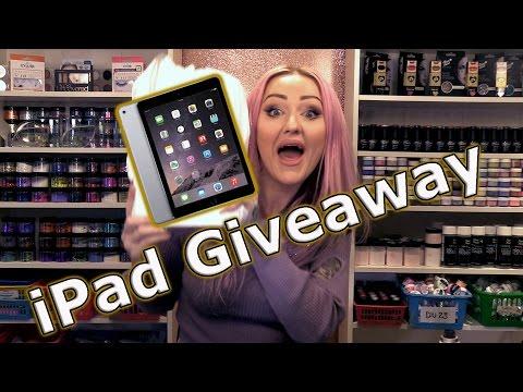 iPad Air 2 Giveaway @ 1 Million Subcribers