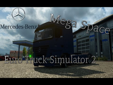 Mercedes-Benz Mega Space II