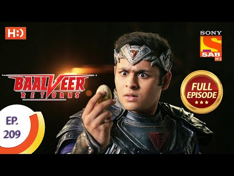 Baalveer Returns - Ep 209 - Full Episode - 9th October 2020