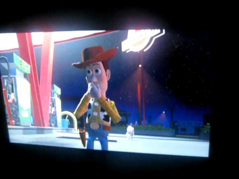 Toy Story Woody Is Lost