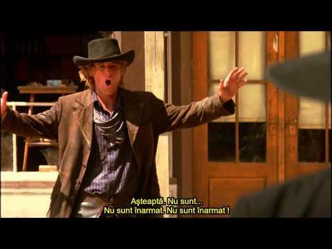 Shanghai Noon (2000) - I'm unarmed! You can't shoot an unarmed man.