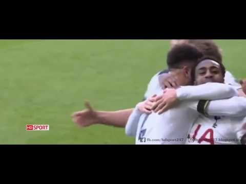 Tottenham vs West Brom 4 0   All Goals & Highlights HD   Premier League 14 1 2017   YouTube 720p