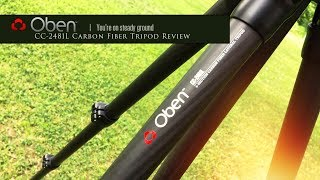 Oben CC2481L Professional Carbon Fiber Tripod Review   Photographer Dustin Abbott takes a long term look at a high end carbon fiber lateral tripod from Oben after four months of solid use.  Carbon Fiber tripods like this are expensive; is the Oben CC-2481L and BE-126 Ball head kit worth the money?  Purchase the Oben CC-2481L from B&H Photo: https://bhpho.to/2tbHpHY  Amazon: http://amzn.to/2sSRmYe  My Patreon: https://www.patreon.com/dustinabbott  Zhiyun Crane - USA: http://amzn.to/2swwOH3  Check me out on:  Personal Website:  http://dustinabbott.net/   Sign up for my Newsletter: http://bit.ly/1RHvUNp   Google+: http://bit.ly/24PjMzv  Facebook:  http://on.fb.me/1nuUUeH   Twitter:  http://bit.ly/1RyYxIH   Flickr:  http://bit.ly/1UcnC0B   500px:  http://bit.ly/1Sy2Ngu Check me out on:  Personal Website:  http://dustinabbott.net/   Sign up for my Newsletter: http://bit.ly/1RHvUNp   Google+: http://bit.ly/24PjMzv  Facebook:  http://on.fb.me/1nuUUeH   Twitter:  http://bit.ly/1RyYxIH   Flickr:  http://bit.ly/1UcnC0B   500px:  http://bit.ly/1Sy2Ngu Keywords: Oben CC-2481L, Oben CC-2481L Review, Oben BE-126 Ball Head, Carbon Fiber, Tripod, Oben Tripod Review, Carbon Fiber Tripod, Oben Carbon Fiber Tripod, Dustin Abbott, Review, Features, Real World, Hands On, Stability, Lateral, 4 Section, Oben Review