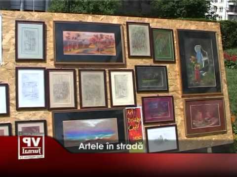 Artele în stradă