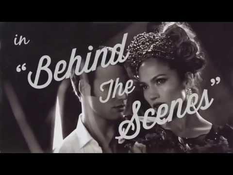 "Jennifer Lopez & Ryan Guzman | Behind the Scenes of ""Latina Magazine"" – December 20, 2014"