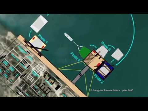 Offshore urban extension project: The Marco Polo caissonnier