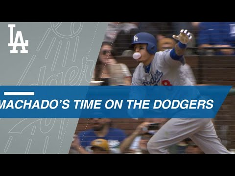 Video: Manny Machado's electric tenure with the Dodgers
