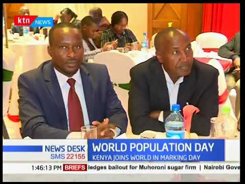 WORLD POPULATION DAY: How contraceptive use is affecting Kenyan population
