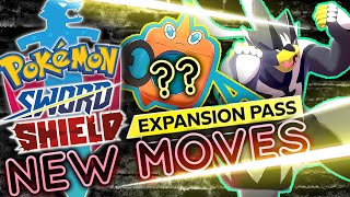 NEW MOVES! WATER TYPE U-TURN?! Pokemon Sword and Shield ⚔️🛡️ by PokeaimMD