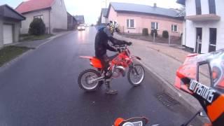 2. KTM SX 105 wy*ebka na winklu