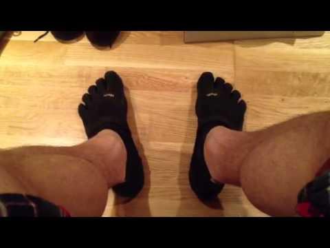 Il mio ultimo anno e mezzo a piedi nudi (barefoot)